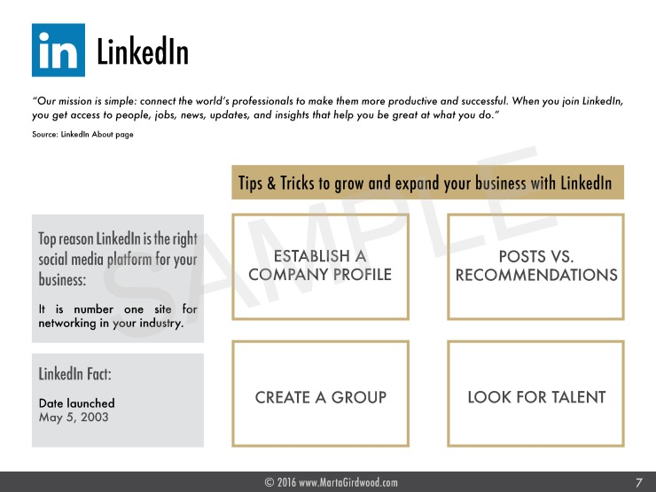 social media, social media toolkit by marta girdwood